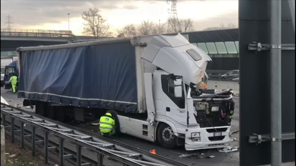 Incidente autostrada A4
